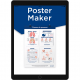 Lung Cancer poster maker